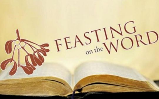 FeastingontheWord