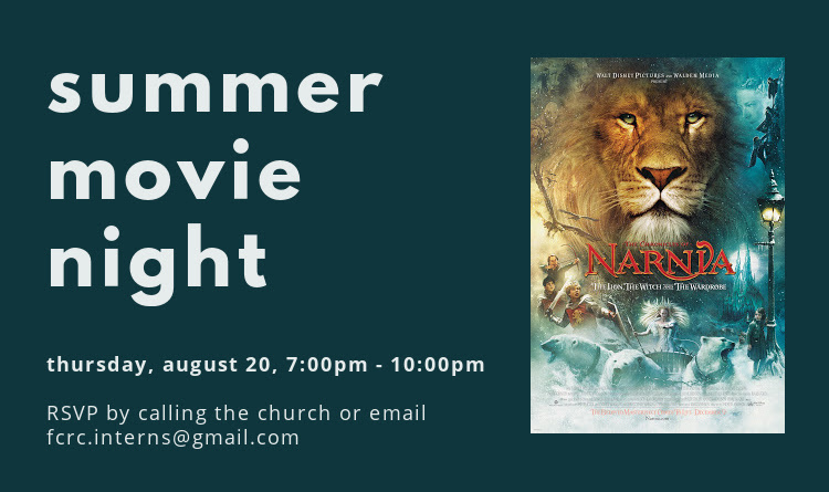 Summer Movie Night