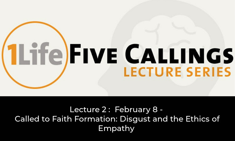 1Life Lecture Series - Lecture 2 February 8