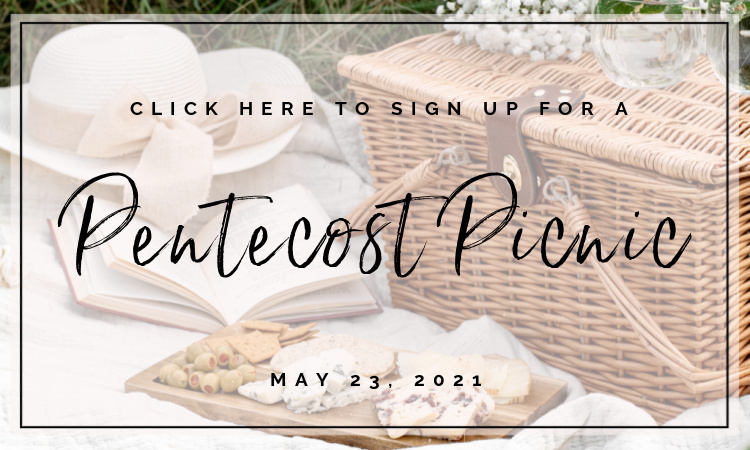 sign up for Pentecost picnic