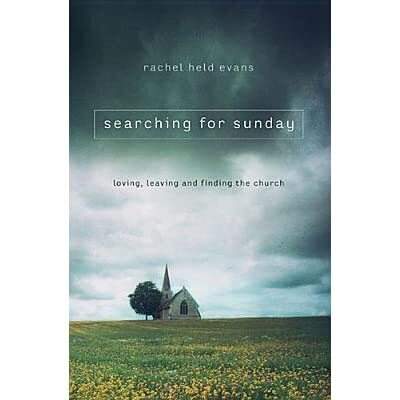Searching for Sunday Book